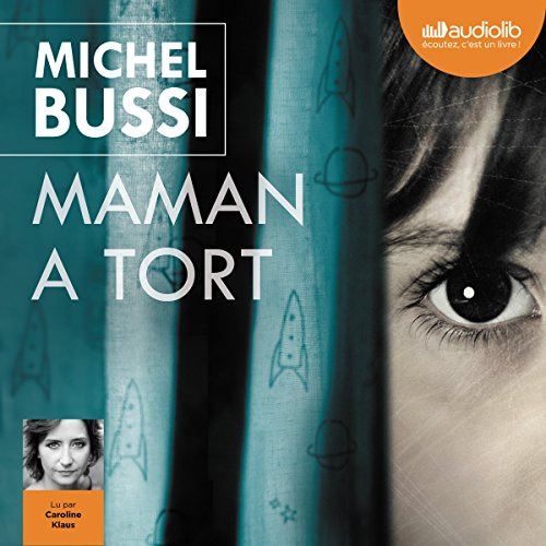 Maman a tort audiobook cover art