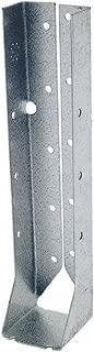 Simpson Strong Tie LUC210Z ZMAX Galvanized 18-Gauge 2x10 Concealed Face Mount Joist Hanger 25-per Box