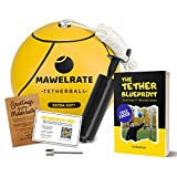 MAWELRATE Tetherball and Rope Set – Outdoor Game for Kids -...