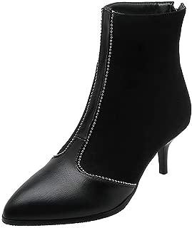 BalaMasa Womens ABS14171 Pu Boots