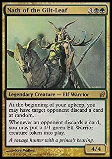 Magic: the Gathering - Nath of the Gilt-Leaf - Lorwyn