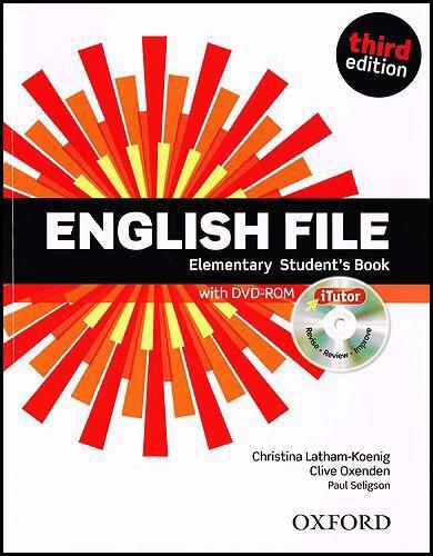 English File third edition: English file elem sb &