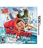 3DS WIPEOUT CREATE & CRASH