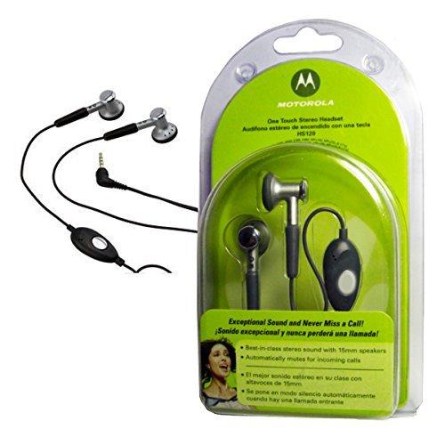 Motorola HS120 Stereo-Freisprecheinrichtung für 2,5-mm-Telefon-Modelle CHYN4516 SYN9870