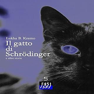 Il gatto di Schrödinger e altre storie copertina