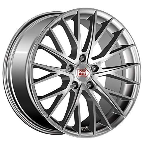 mm1009SE 1Llanta de aleación ECE 7J Rojo 175X 110ET4065,1para Alfa Romeo Giulietta 159Brera Fiat 500X Croma Opel Jeep Renegade