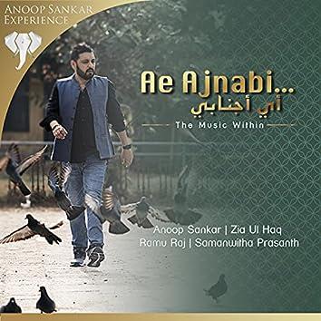 Ae Ajnabi (feat. Zia Ul Haq, Ramu Raj & Samanwitha)