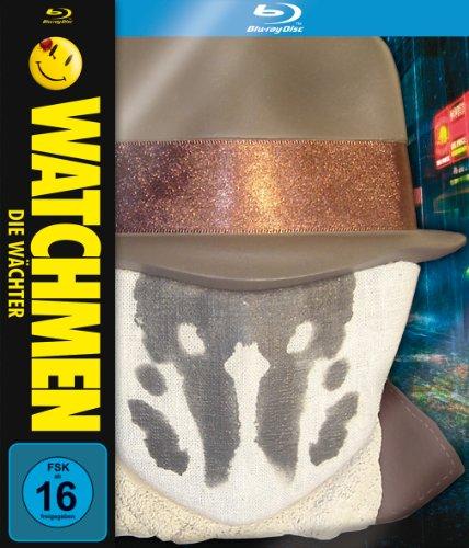 Watchmen - Die Wächter (Limitierte Rorschach Edition) [Blu-ray]