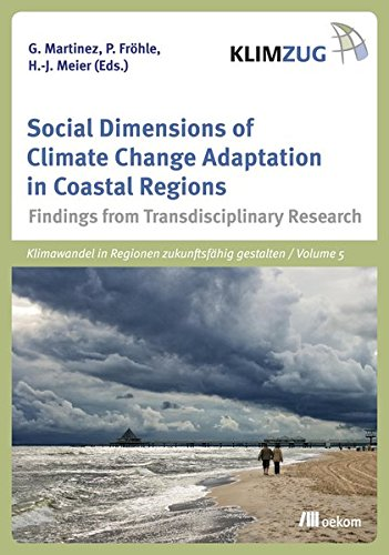 Social Dimensions of Climate Change Adaptation in Coastal Regions: Findings from Transdisciplinary Research (KLIMZUG)