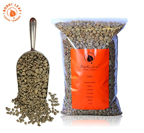 Colombia GESHA / GEISHA Unroasted Green Coffee Beans for Roasting - Specialty Grade Arabica Raw Coffee (1 LB)