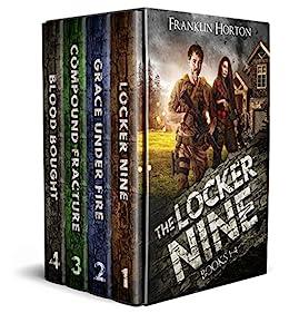 The Locker Nine Books: The Complete Four-Volume Locker Nine Series by [Franklin Horton]