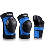 STARPOW Knee Pads for Kids/Adult Elbows Pads Wrist Guards 3 in 1 Protective