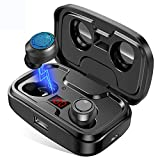 Wireless Earbuds, GRDE Wireless Headphones with HD HiFi Stereo CVC8.0 Noise Canceling Bluetooth 5.0...