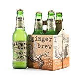 Maine Root Hand Crafted Ginger Brew Soda, 12...
