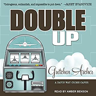 Double Up audiobook cover art