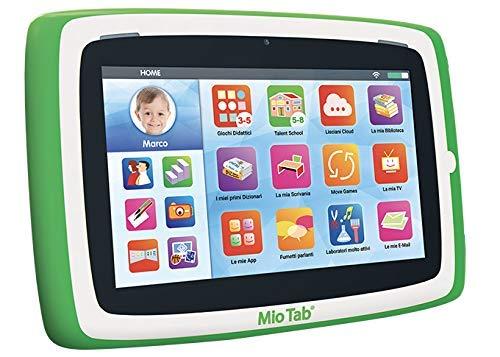 tablet bimbi 3 anni Liscianigiochi-Mio Tab Preschool Gioco per Bambini