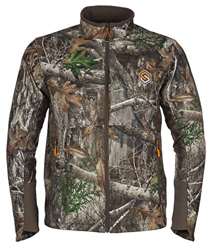 ScentLok Forefront Midweight Water Repellent Camo Hunting Jacket for Men