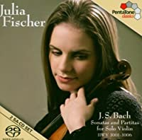J.S. Bach: Sonatas and Partitas for Solo Violin, BWV 1001-1006 by BACH (2005-06-14)