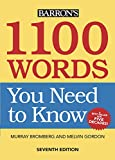 1100 Words You Need to Know (English Edition)