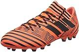 Adidas Nemeziz 17.3 AG, Botas de fútbol para Hombre, Naranja (Narsol Negbas), 42 2/3 EU