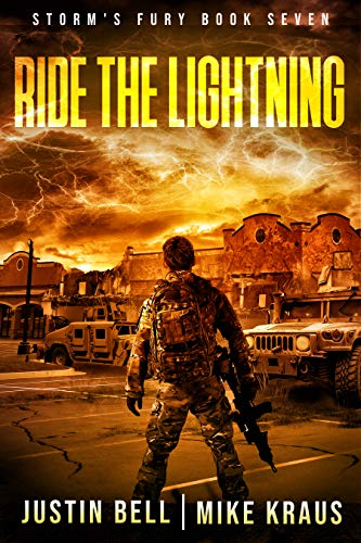 Ride the Lightning: Book 7 of the Storm's Fury Series: (An Epic Post-Apocalyptic Survival Thriller) (English Edition)