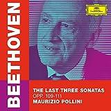 The Last Three Sonatas Pf. Op 109, 111...