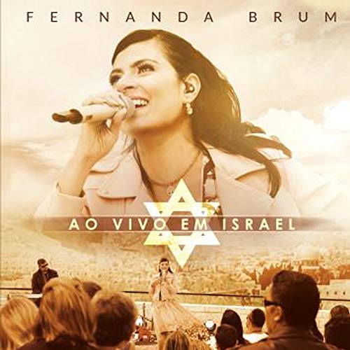 Cd.Fernanda Brum Ao Vivo Em Israel - Fernanda Brum