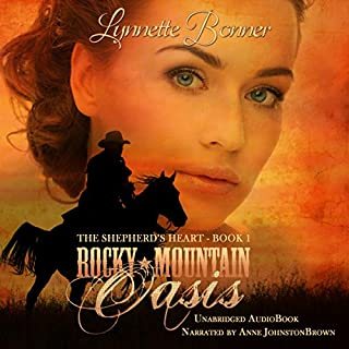 Rocky Mountain Oasis audiobook cover art