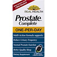 Real Health Prostate Complete, 30 Count by Real Health