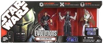 Star Wars Evolutions 3 pack - Vader s Secret Apprentice