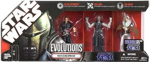 Star Wars Evolutions 3 pack - Vader's Secret Apprentice
