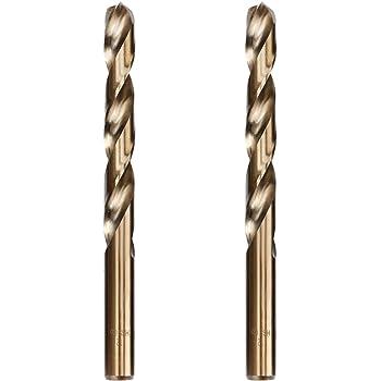 Straight Shank Drill Set 17.5mm Black Oxide Standard HSS Jobber Length Twist
