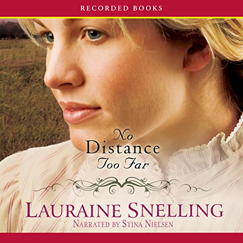 No Distance Too Far audiobook cover art