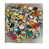 Disney Trading Pin 150 lot GREAT VALUE and 100% tradable