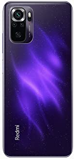 Redmi Note 10S Starlight Purple 6GB RAM 128GB ROM