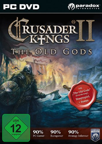 Crusader King II: The Old Gods