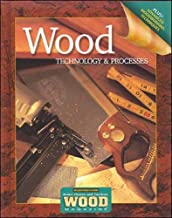 Wood Technology & Processes Student Workbook