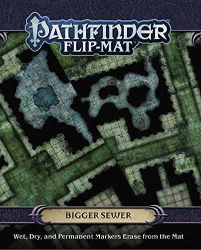 Pathfinder Flip-Mat: Bigger Sewer