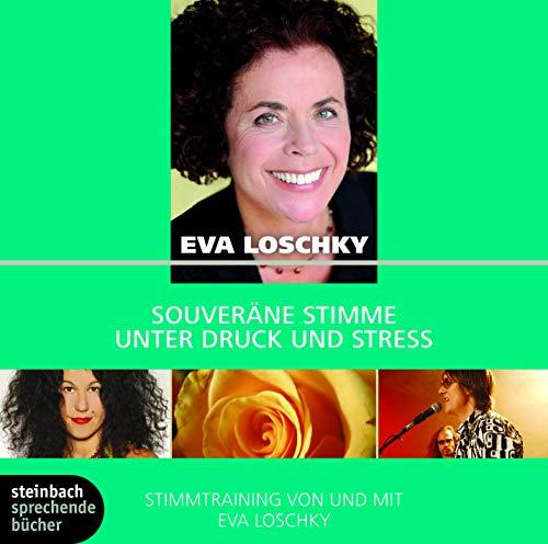 Souveräne Stimme unter Druck und Stress: Stimmtraining von und mit Eva Loschky. Mit Musik von Conny Kreitmeier und Wosch