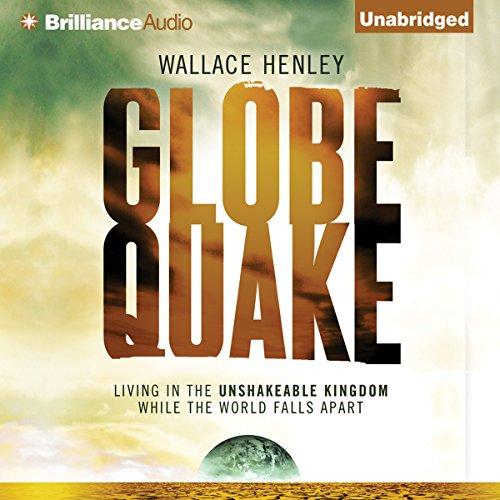 Globequake audiobook cover art