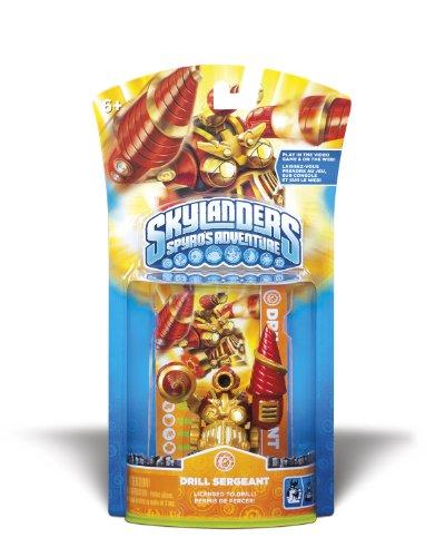 Preisvergleich Produktbild [Import Anglais]Skylanders Spyros Adventure Drill Sergeant Tech Action Figure