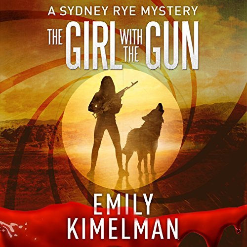 The Girl with the Gun audiobook cover art