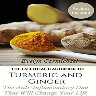 The Essential Handbook to Turmeric and Ginger audiobook cover art