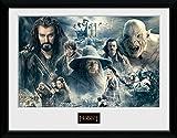 GB Eye Gerahmter Kunstdruck, Der Hobbit - Die Schlacht der