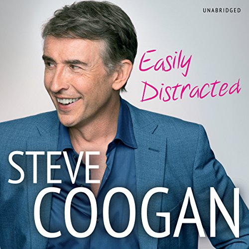 Easily Distracted audiobook cover art