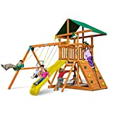 Gorilla Swing Set and Playhouse