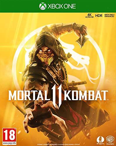 Mortal Kombat 11 (100% uncut) Bonus Edition - Xbox One
