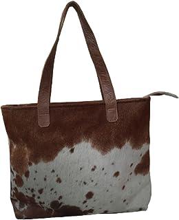 Nayra Women's and Girl's Leather Handbag Multicolour