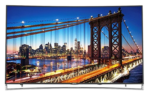 Hisense 65H10B2 Curved 65-Inch 4K Smart ULED TV (2015 Model)