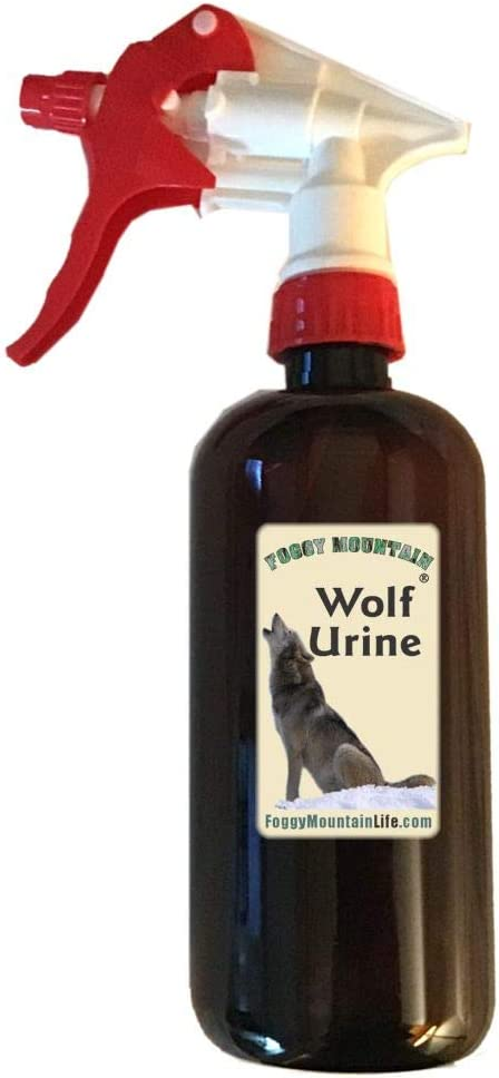 Foggy Mountain Wolf Ranking TOP8 New arrival 16oz - Urine